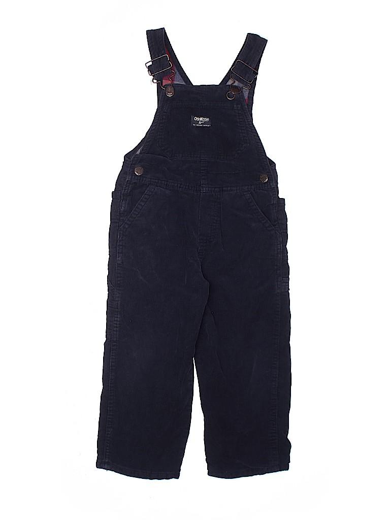 OshKosh B'gosh Boys Overalls Size 3T