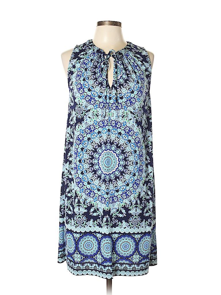 London Times Women Casual Dress Size 10