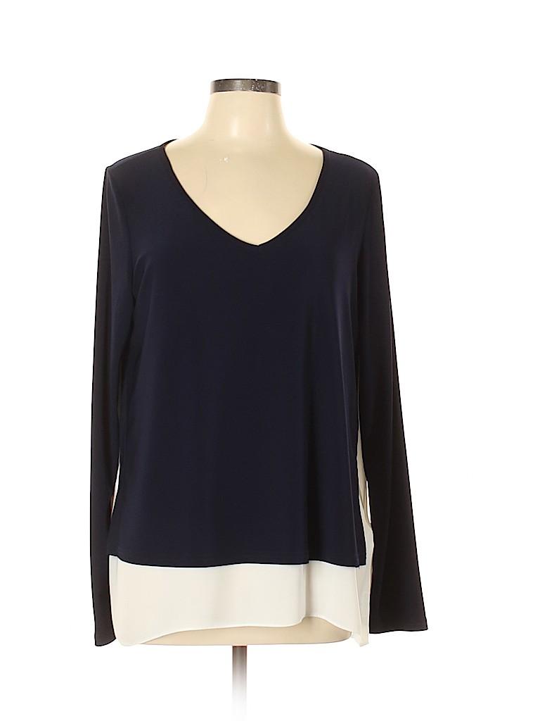 Joseph Ribkoff Women Long Sleeve Top Size 12
