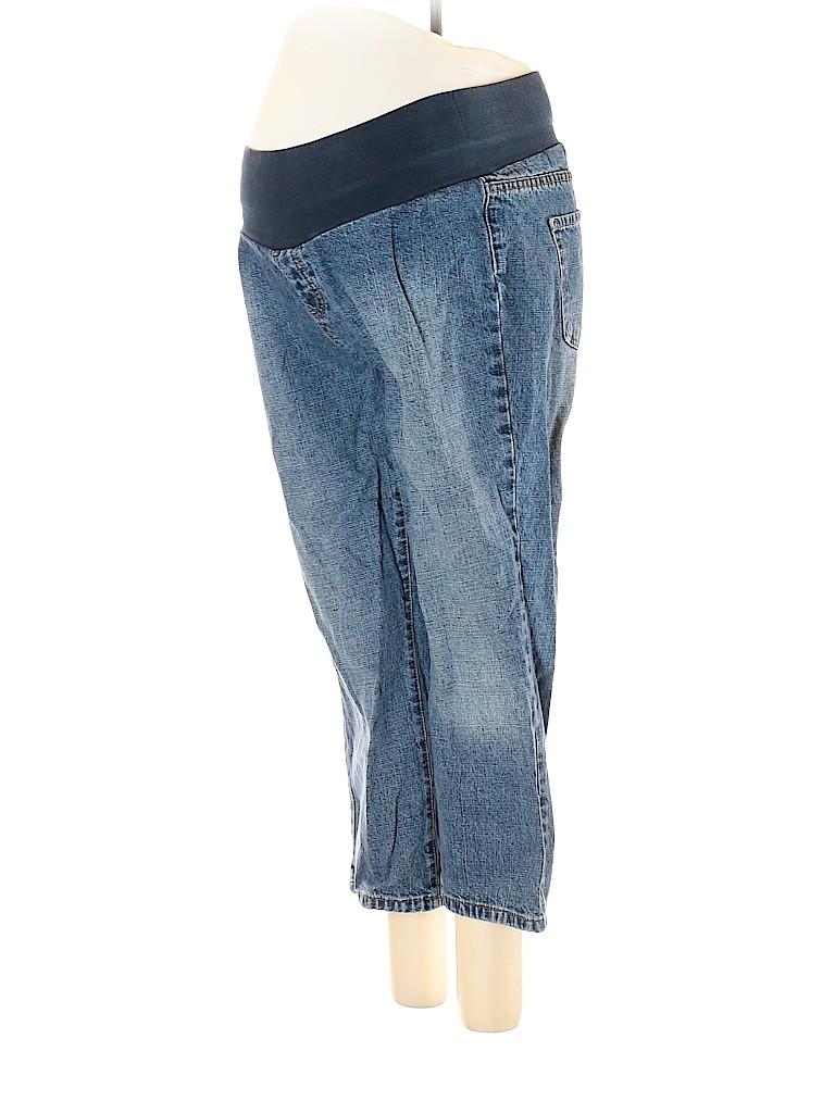 Motherhood Women Jeans Size M (Maternity)