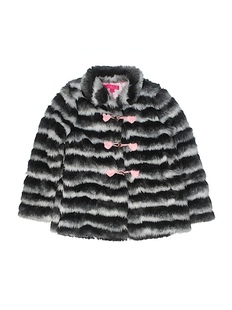 Betsey Johnson Girls Jacket Size 10