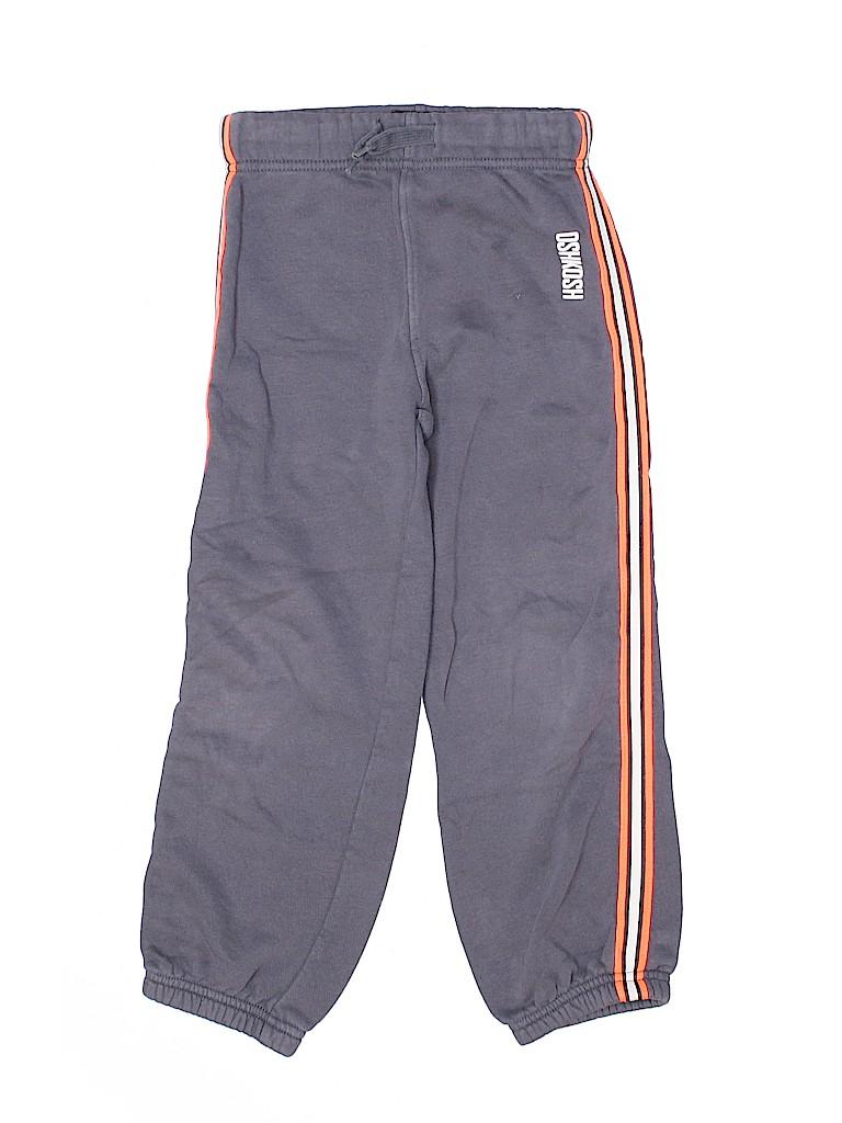 OshKosh B'gosh Boys Sweatpants Size 5