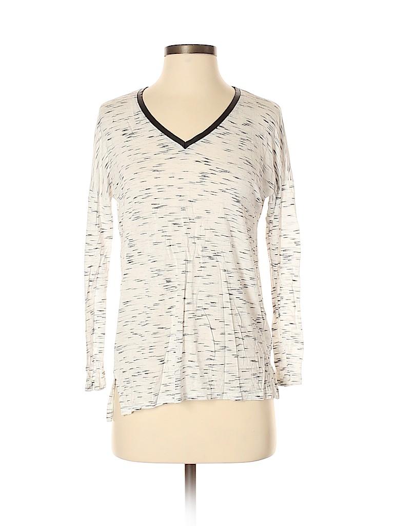 Joe Fresh Women 3/4 Sleeve T-Shirt Size XS