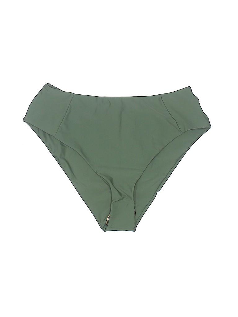 Zaful Women Swimsuit Bottoms Size L
