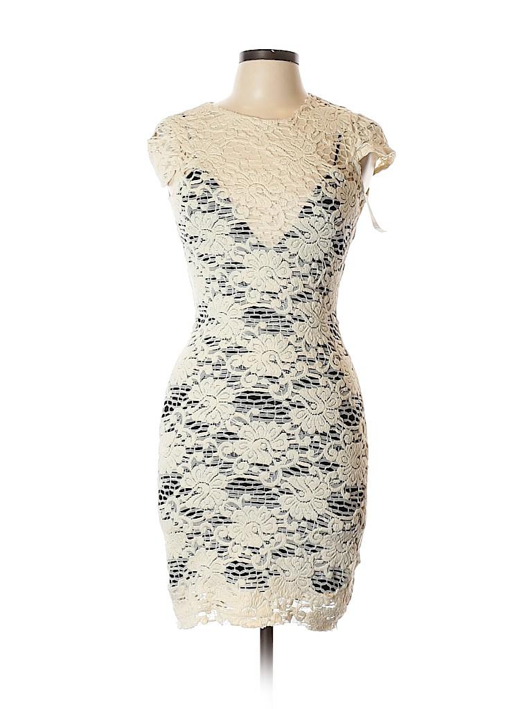 L'Agence Women Casual Dress Size XL (4)