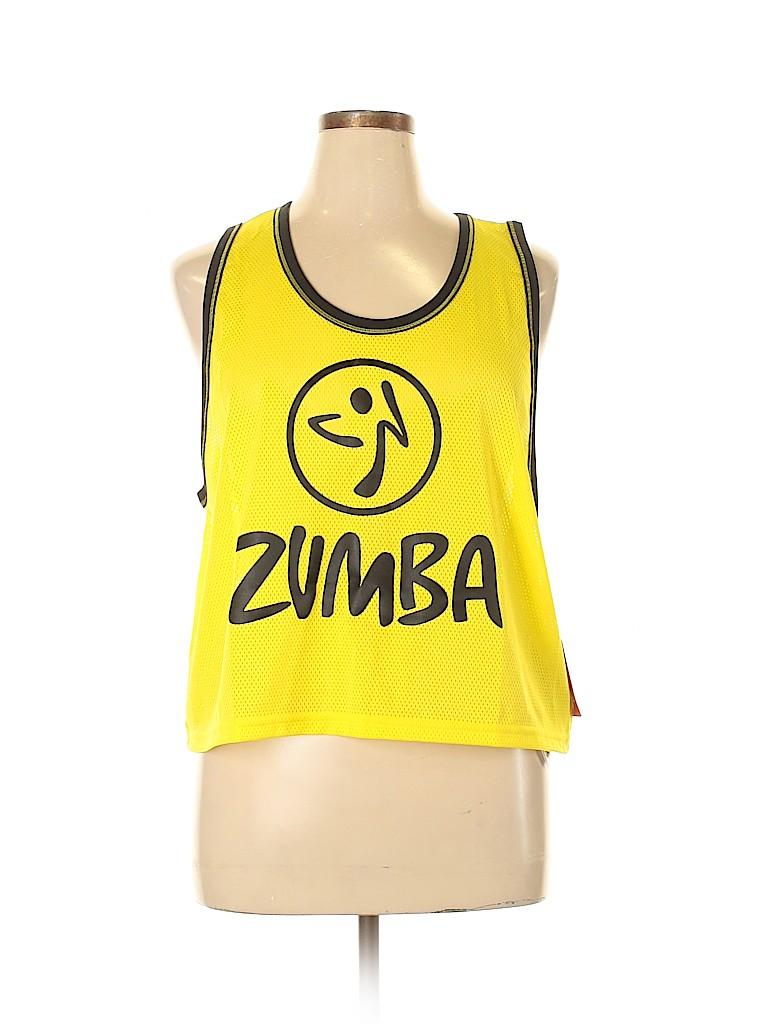Zumba Wear Women Active Tank Size XXL