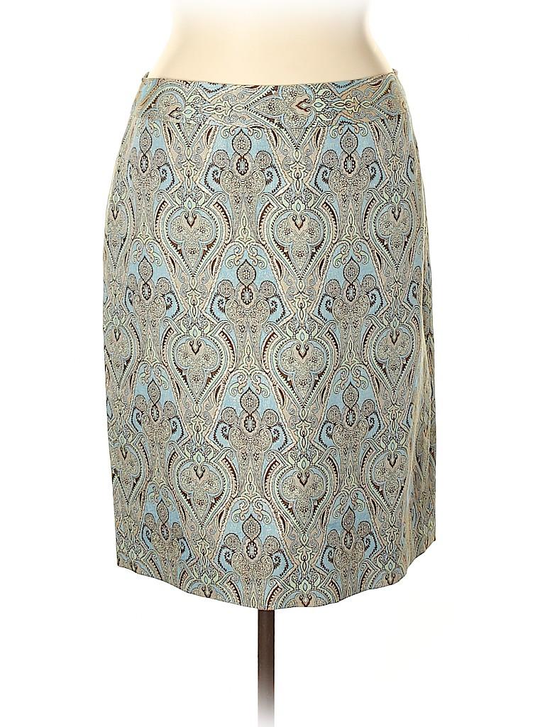 Talbots Women Casual Skirt Size 16