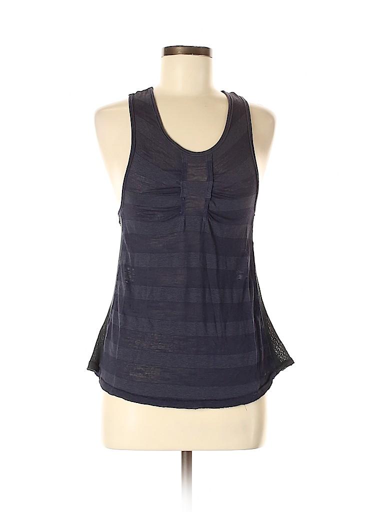 Free People Women Sleeveless T-Shirt Size M
