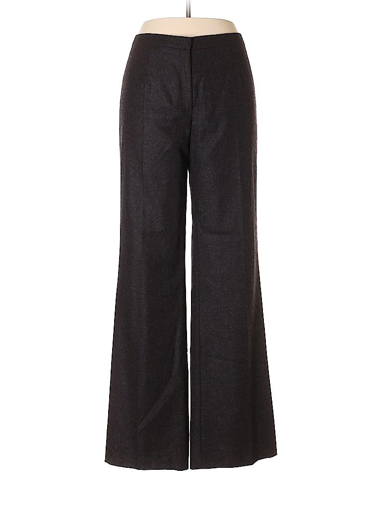Escada Women Wool Pants Size 44 (EU)