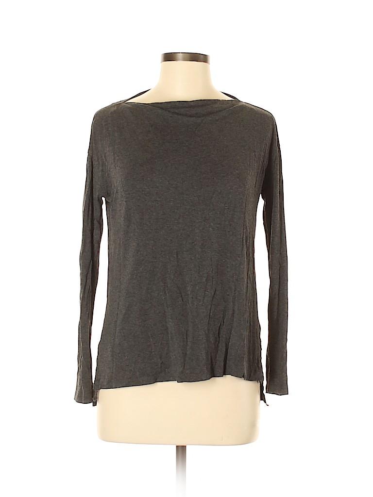 Joe Fresh Women Long Sleeve T-Shirt Size S