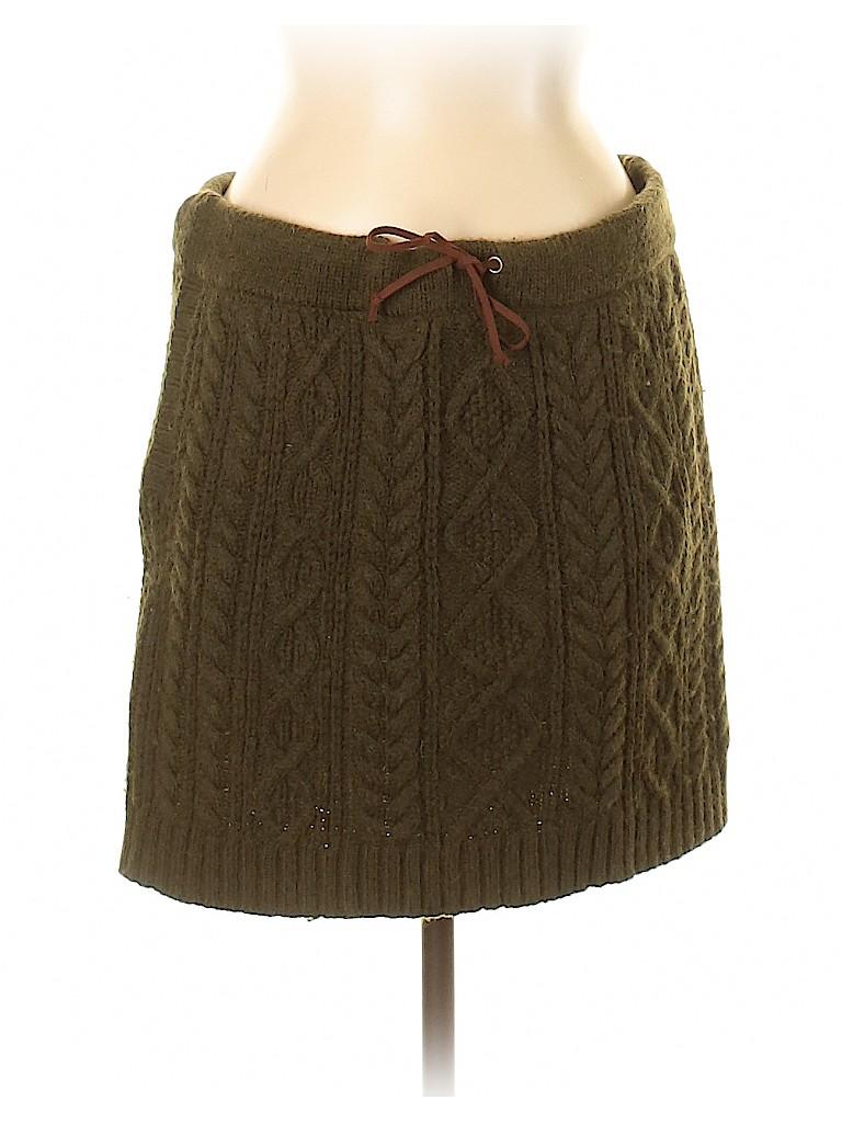 Polo by Ralph Lauren Women Wool Skirt Size M