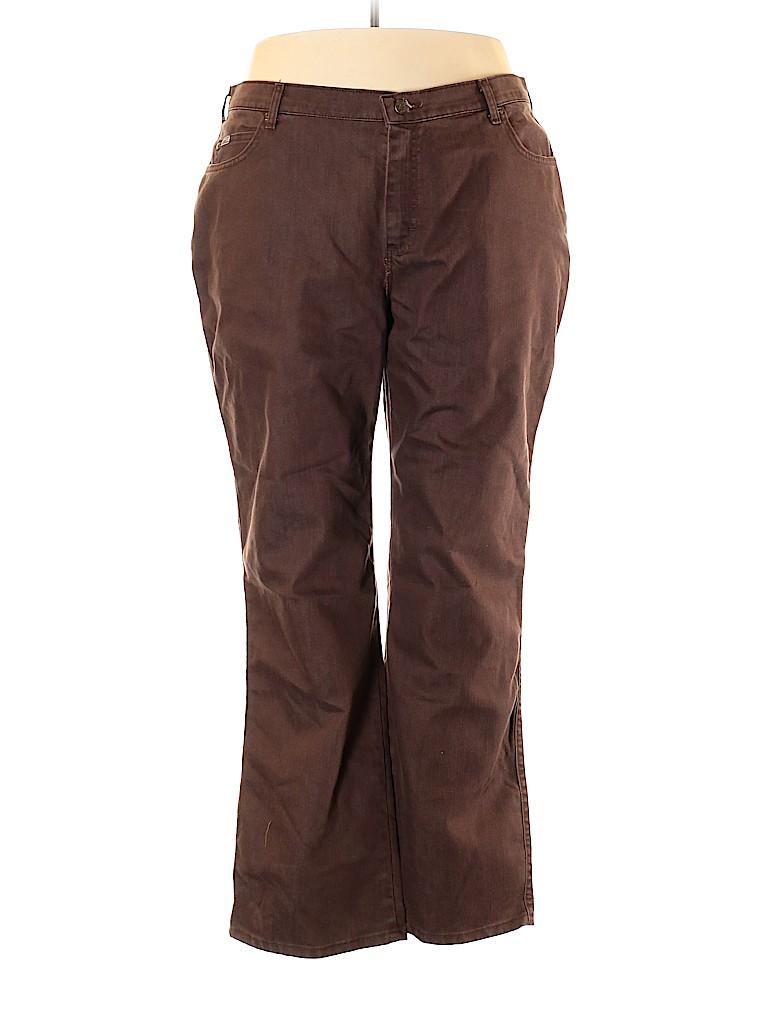 Lee Women Jeans Size XXL