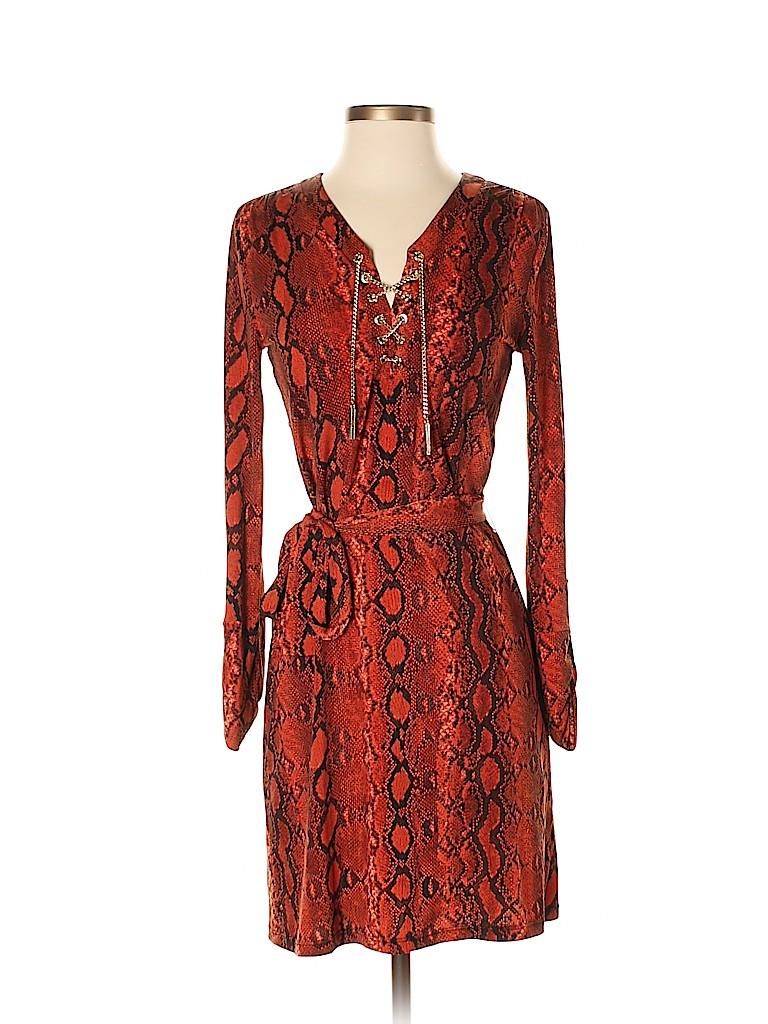 MICHAEL Michael Kors Women Casual Dress Size XXS