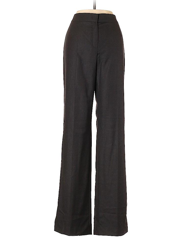 Escada Women Wool Pants Size 34 (EU)