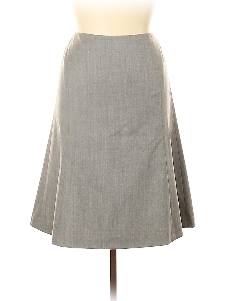 Talbots Women Wool Skirt Size 16