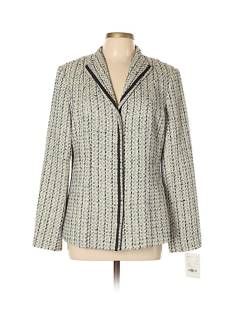 Doncaster Women Silk Blazer Size 12