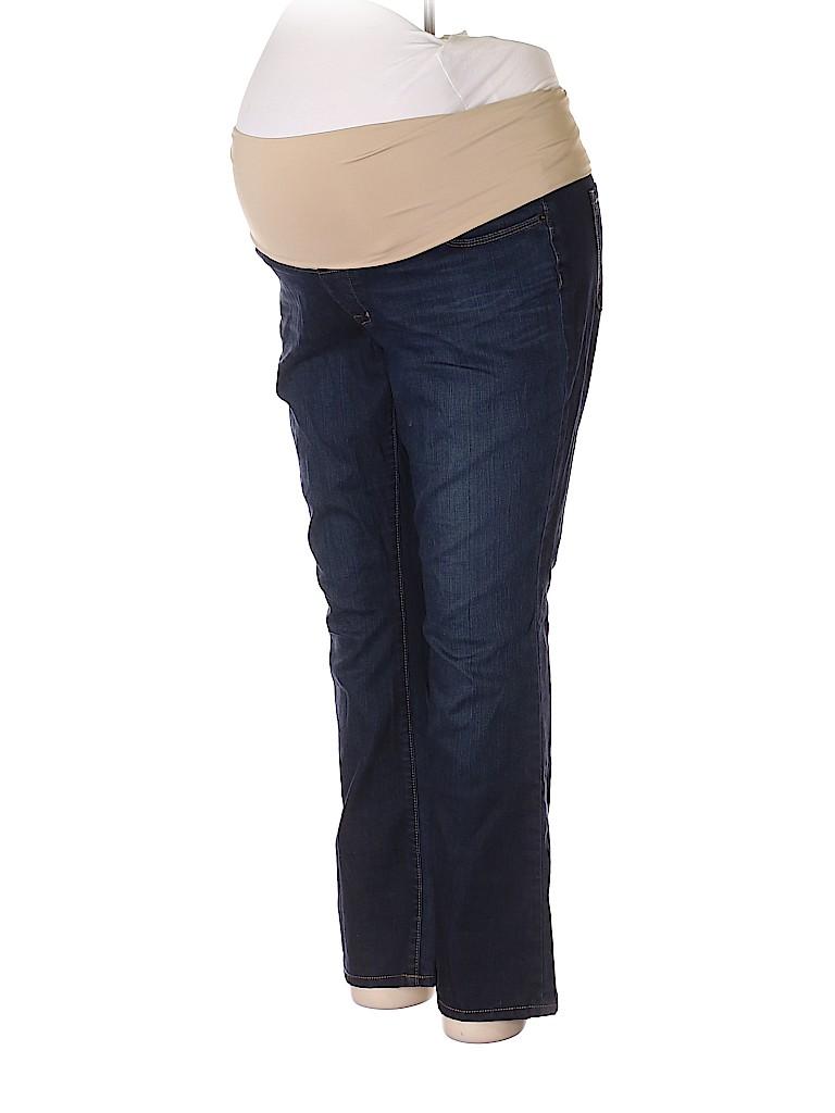 Ann Taylor LOFT Women Jeans Size 12 (Maternity)