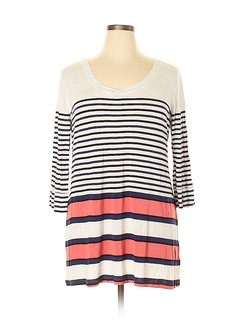 Soma Women 3/4 Sleeve T-Shirt Size XL