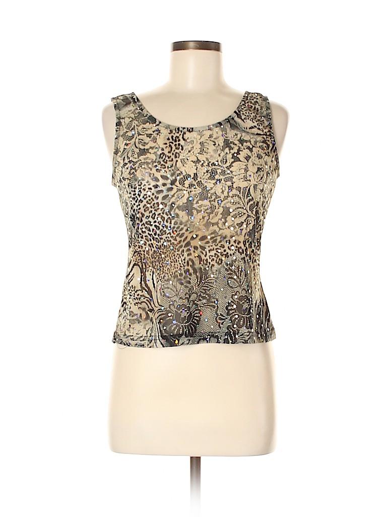Joseph Ribkoff Women Sleeveless Blouse Size 6