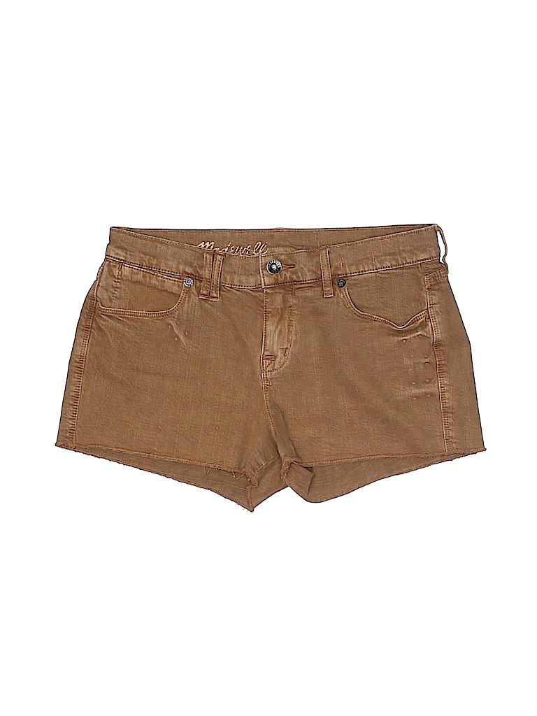 Madewell Women Denim Shorts 26 Waist
