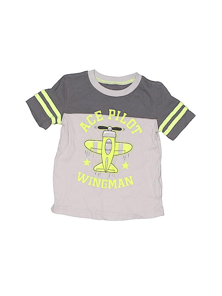 Jumping Beans Girls Short Sleeve T-Shirt Size 2T