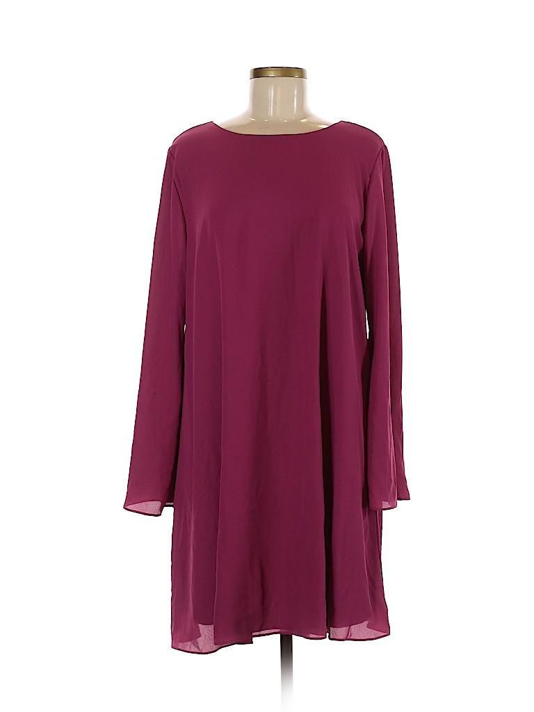 Pink Blush Women Casual Dress Size M