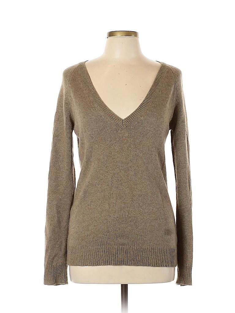 Zara Women Cashmere Pullover Sweater Size L