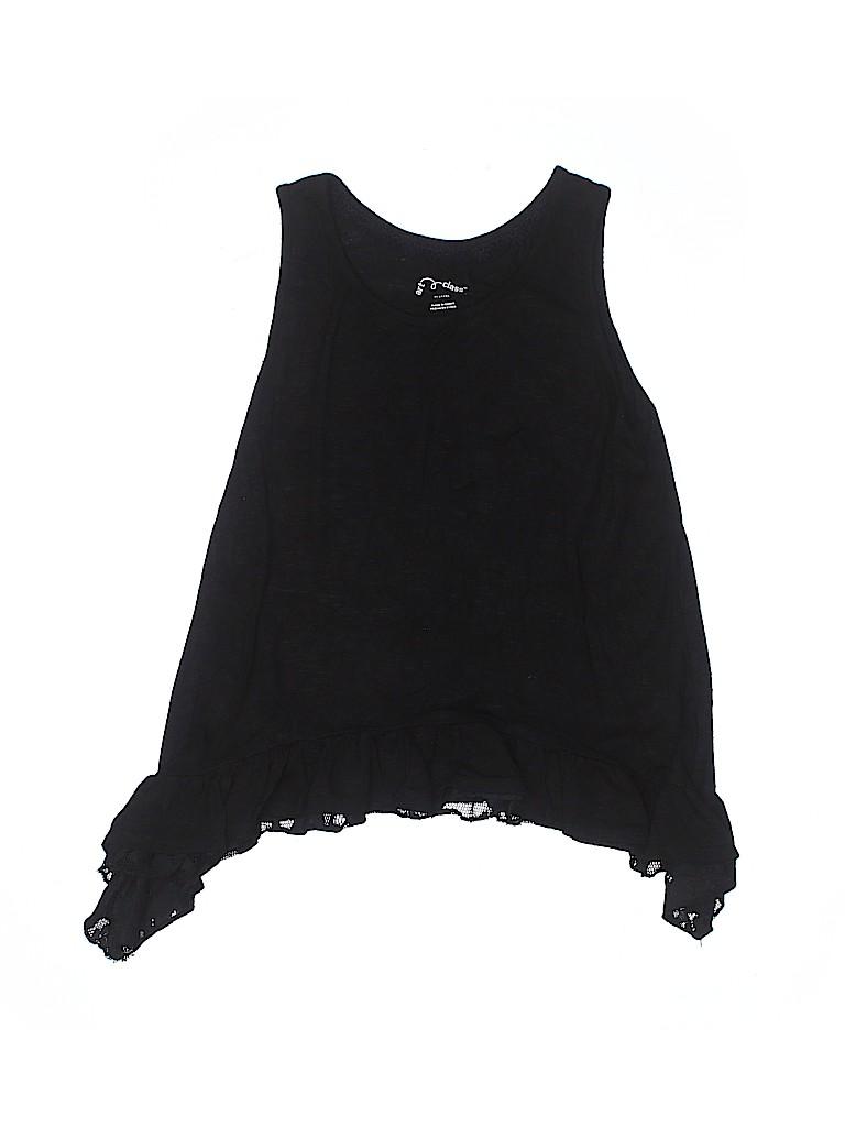 Art Class Girls Sleeveless Top Size 7 - 8
