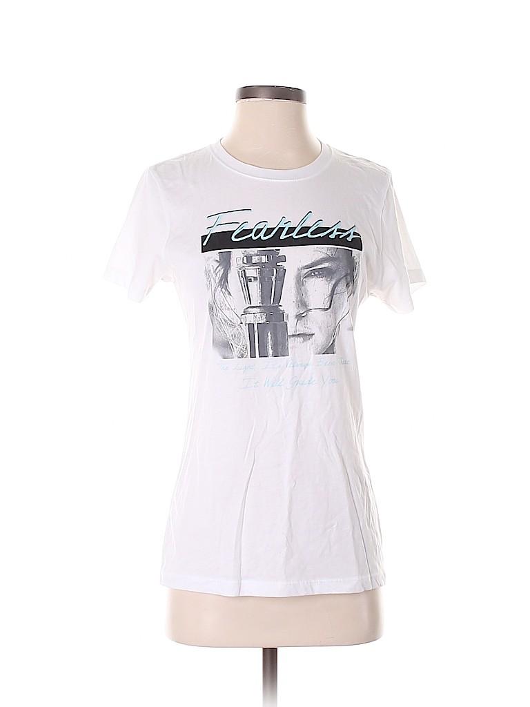 Star Wars Women Short Sleeve T-Shirt Size S
