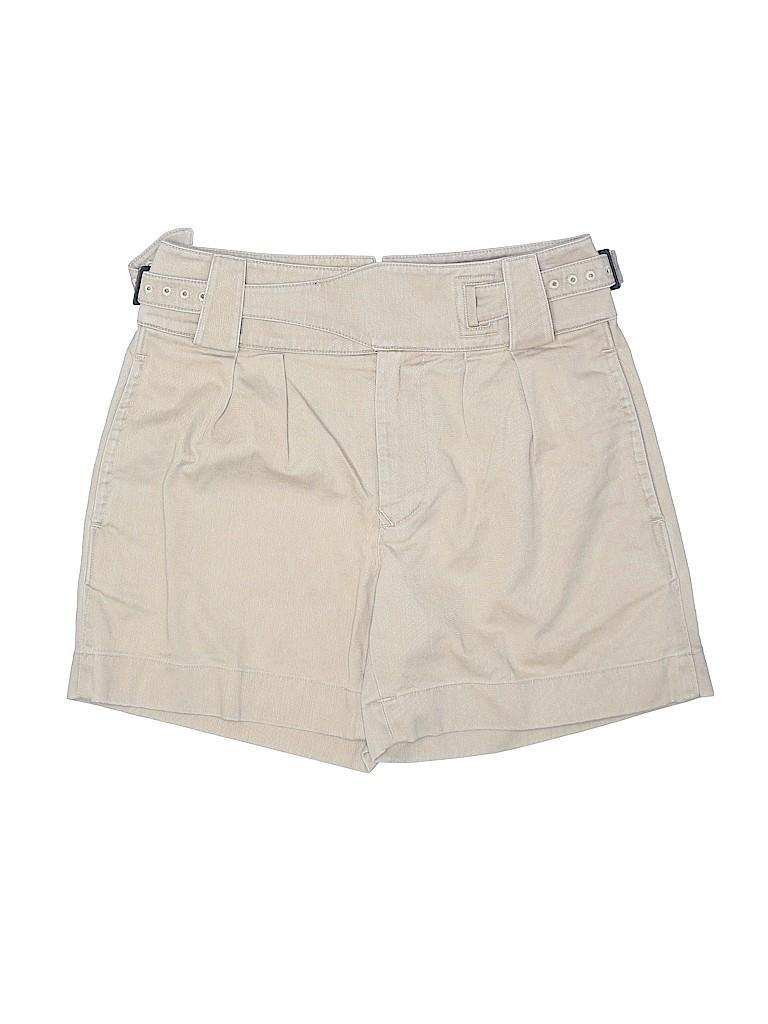Polo by Ralph Lauren Women Khaki Shorts Size 2