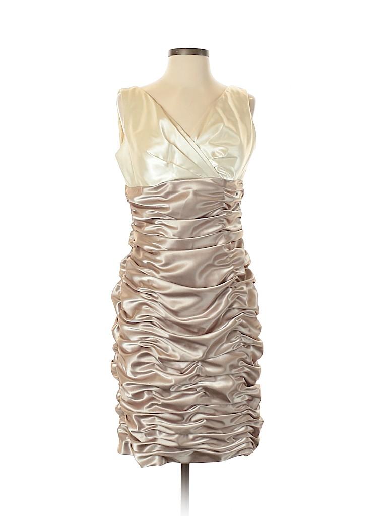 David's Bridal Women Cocktail Dress Size 2