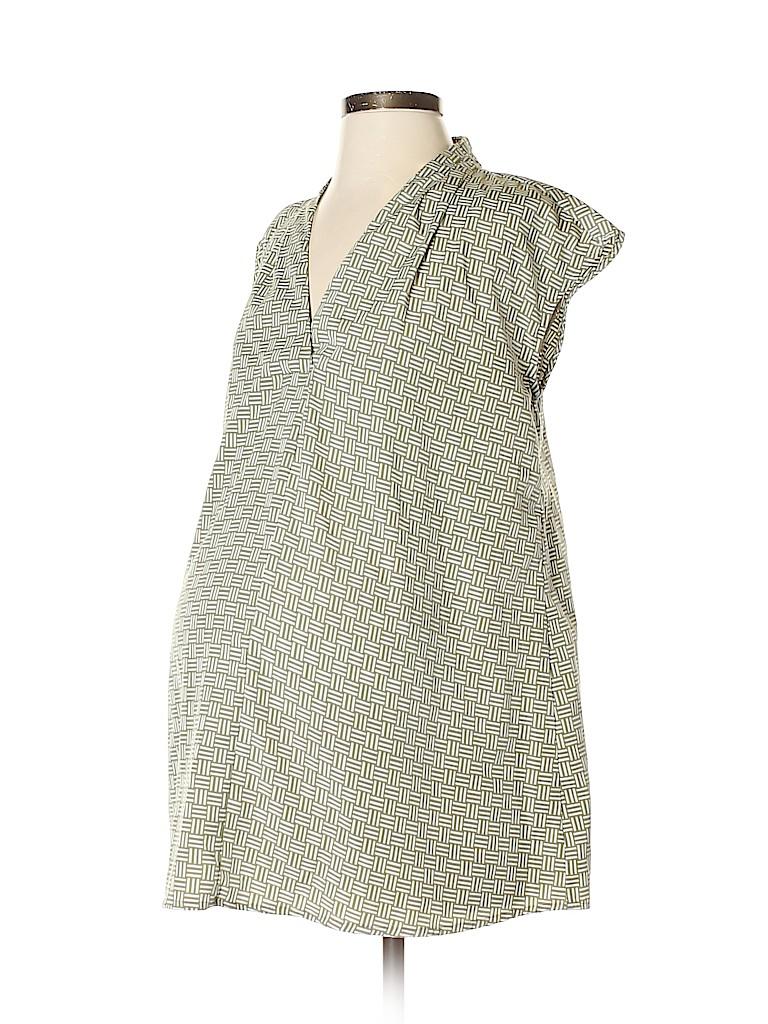 Liz Lange Maternity for Target Women Short Sleeve Blouse Size XS (Maternity)