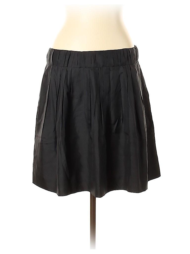 J. Crew Women Silk Skirt Size 12