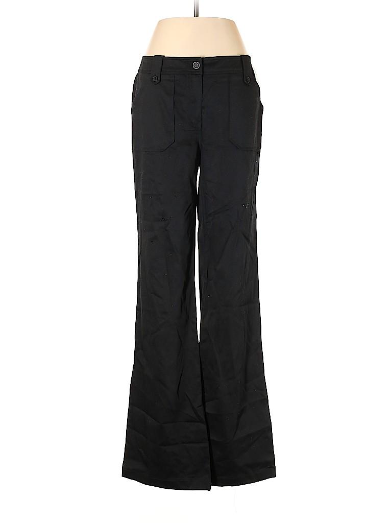 New York & Company Women Khakis Size 6 (Tall)