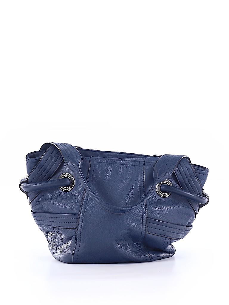 B Makowsky Women Leather Shoulder Bag One Size
