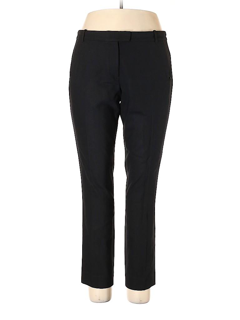 J. Crew Women Wool Pants Size 14