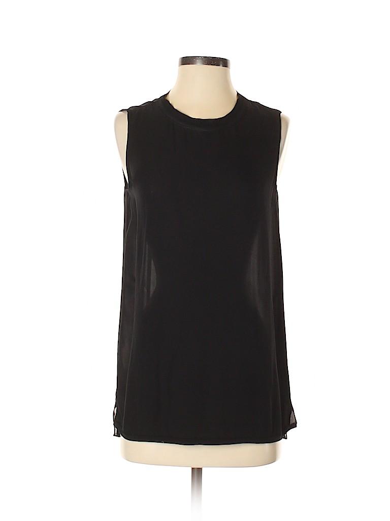 Bergdorf Goodman Women Sleeveless Blouse Size XS