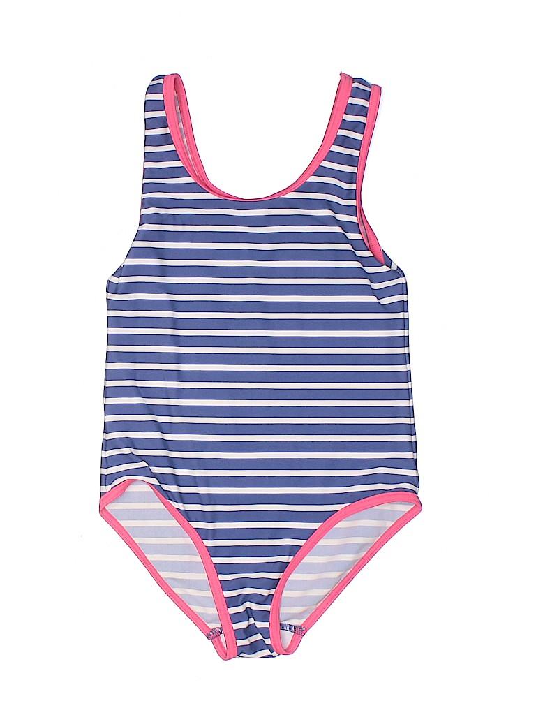 Mini Boden Girls One Piece Swimsuit Size 7 - 8