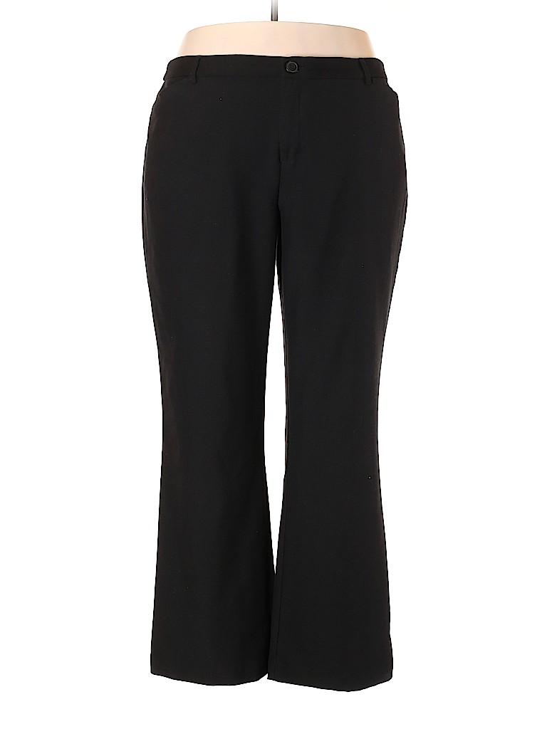 Cj Banks Women Dress Pants Size 20W (Plus)