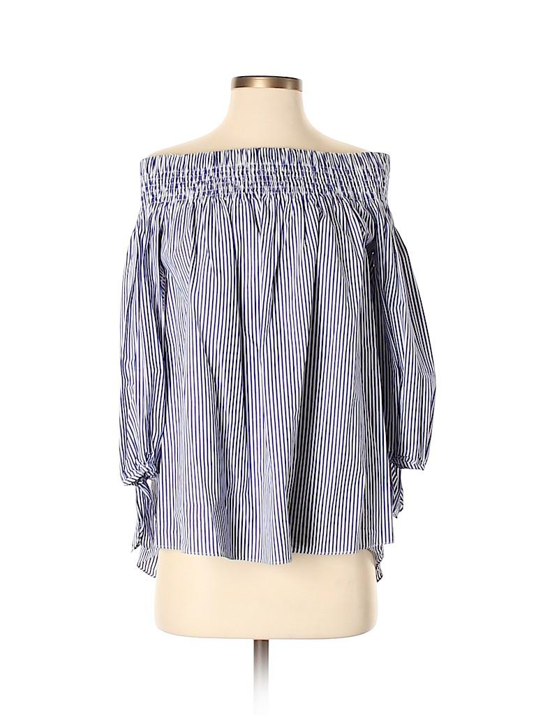 Do & Be Women Long Sleeve Top Size S
