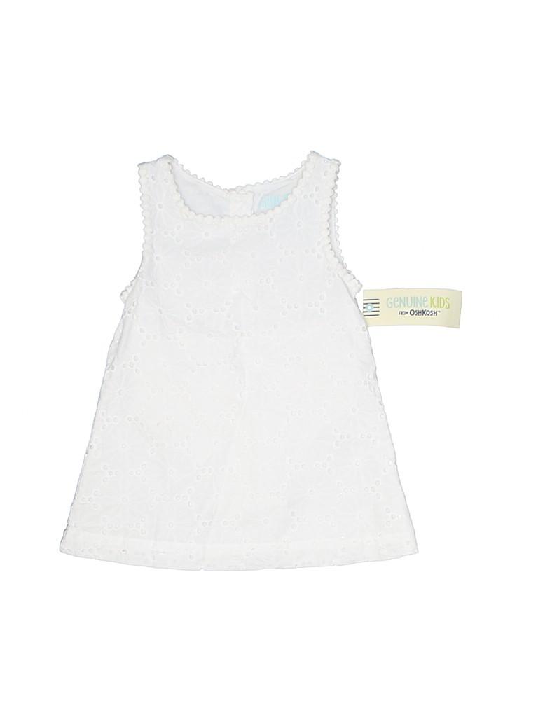 OshKosh B'gosh Girls Dress Size 12 mo