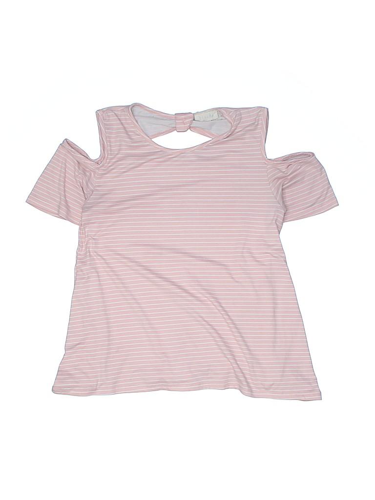 Btween Girls Short Sleeve Top Size 10