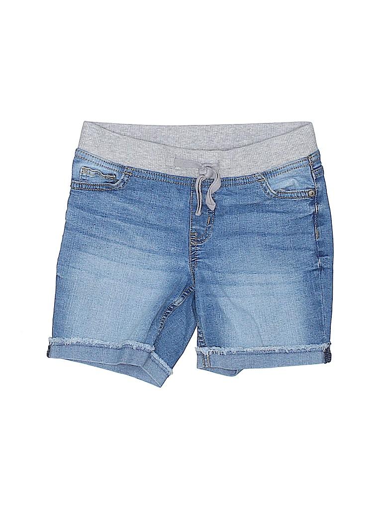 Justice Girls Denim Shorts Size 12