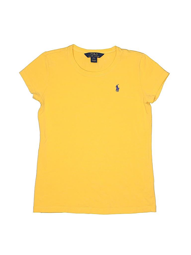 Polo by Ralph Lauren Boys Short Sleeve T-Shirt Size 12 - 14