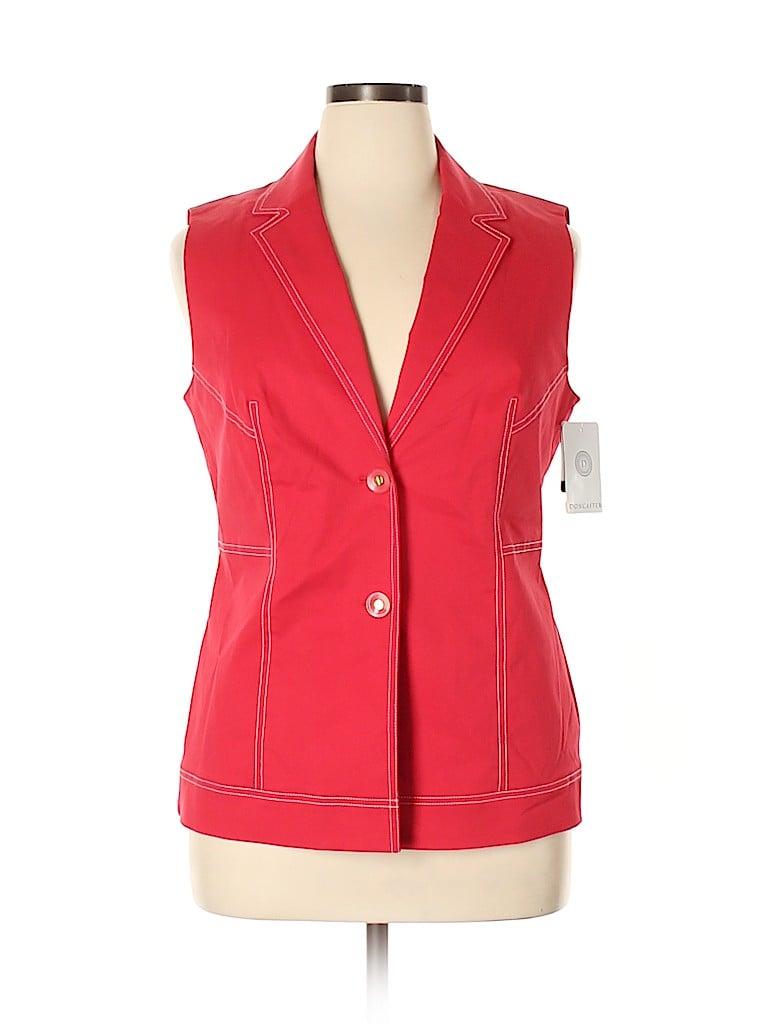 Doncaster Women Vest Size 14