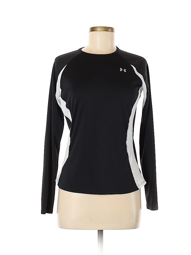 Under Armour Women Active T-Shirt Size M