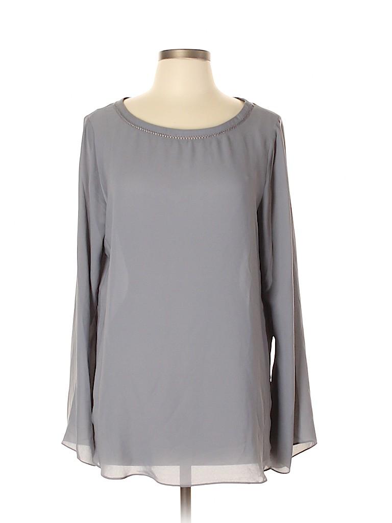 Violet & Claire Women Long Sleeve Blouse Size XL