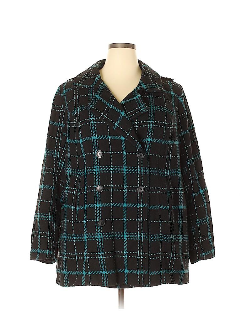 Lane Bryant Women Coat Size 22 - 24 Plus (Plus)