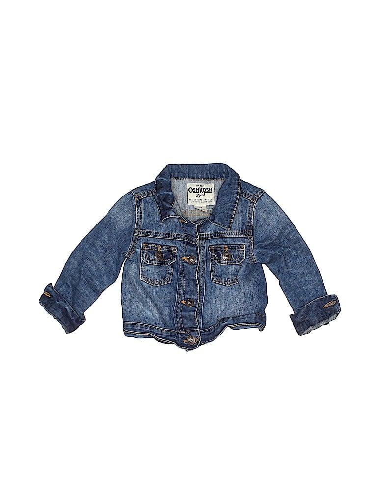 OshKosh B'gosh Girls Denim Jacket Size 3T