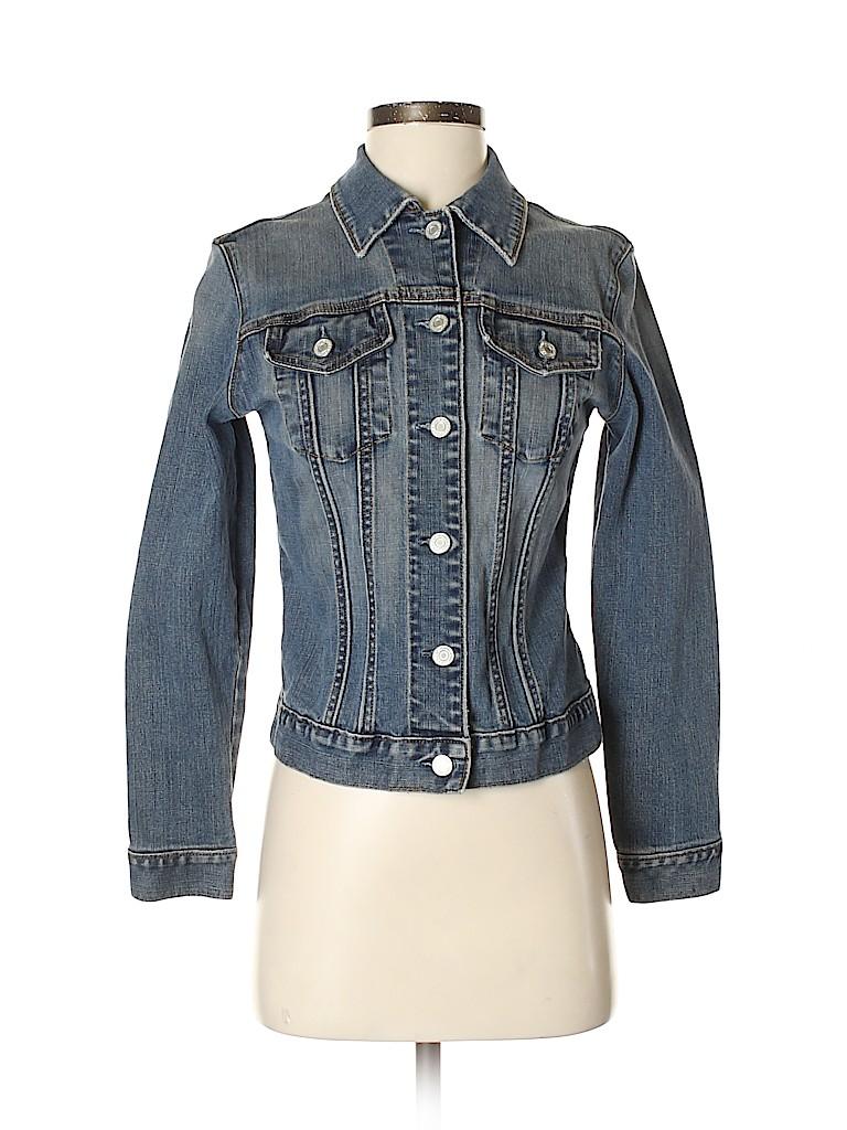 Gap Outlet Women Denim Jacket Size S